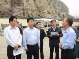 运城市政协调研禹门口提水工程扩建运行情况