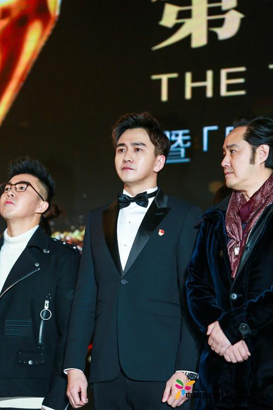 翟天临出席中国公益节 连续四年获年度公益人物