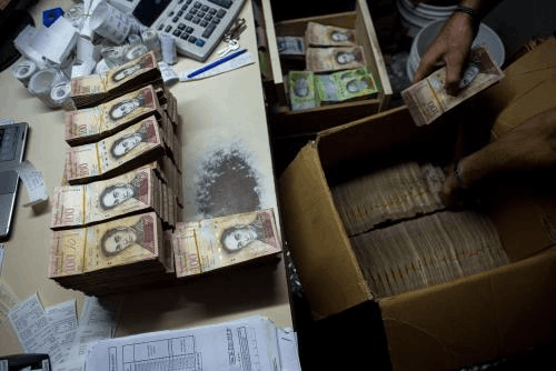 标普宣布委内瑞拉正式违约 1500亿美元债务压顶