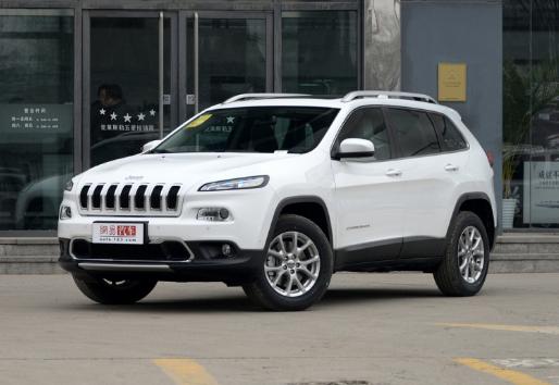 高效性能 Jeep自由光最高降7万元