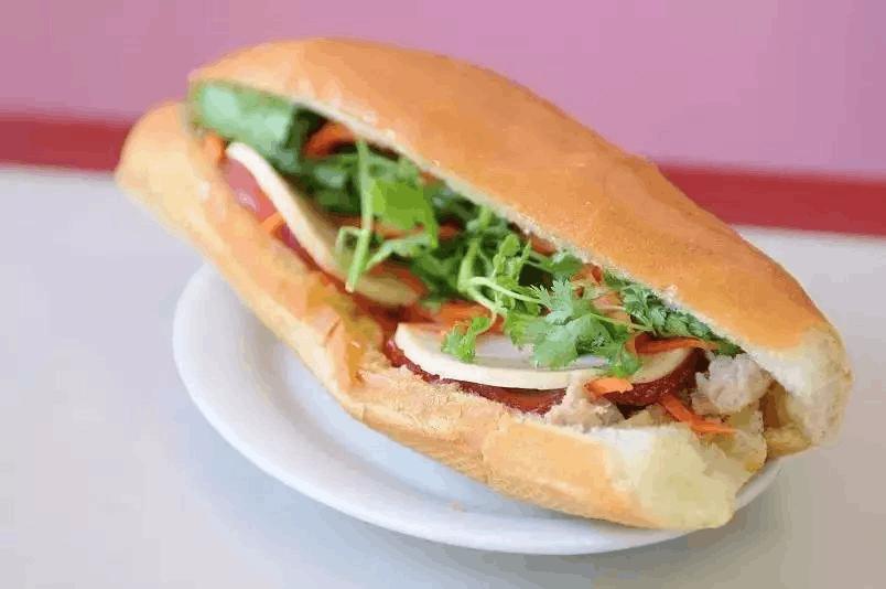 吃上瘾的越南包 是生活的味道