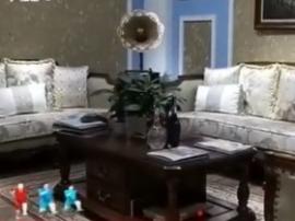 在南昌鹿鼎家居城买托玛仕沙发 颜色型号全送错