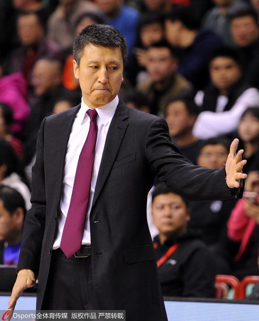 郭士强:巴斯还没有适应CBA 输给北京因进攻糟糕
