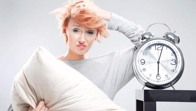 中医失眠分三型 不同年龄有偏重