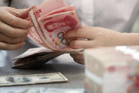 人民币兑美元半年上涨5.6% 换美元保值反倒亏了钱