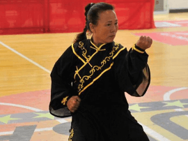 第十三届全运会群众比赛太极拳项目吉林省选拔赛