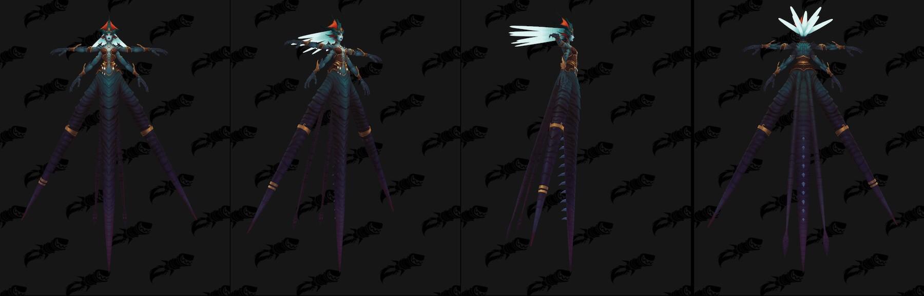 《魔兽世界》8.0角色新模型:壮汉安度因 熟女吉安娜