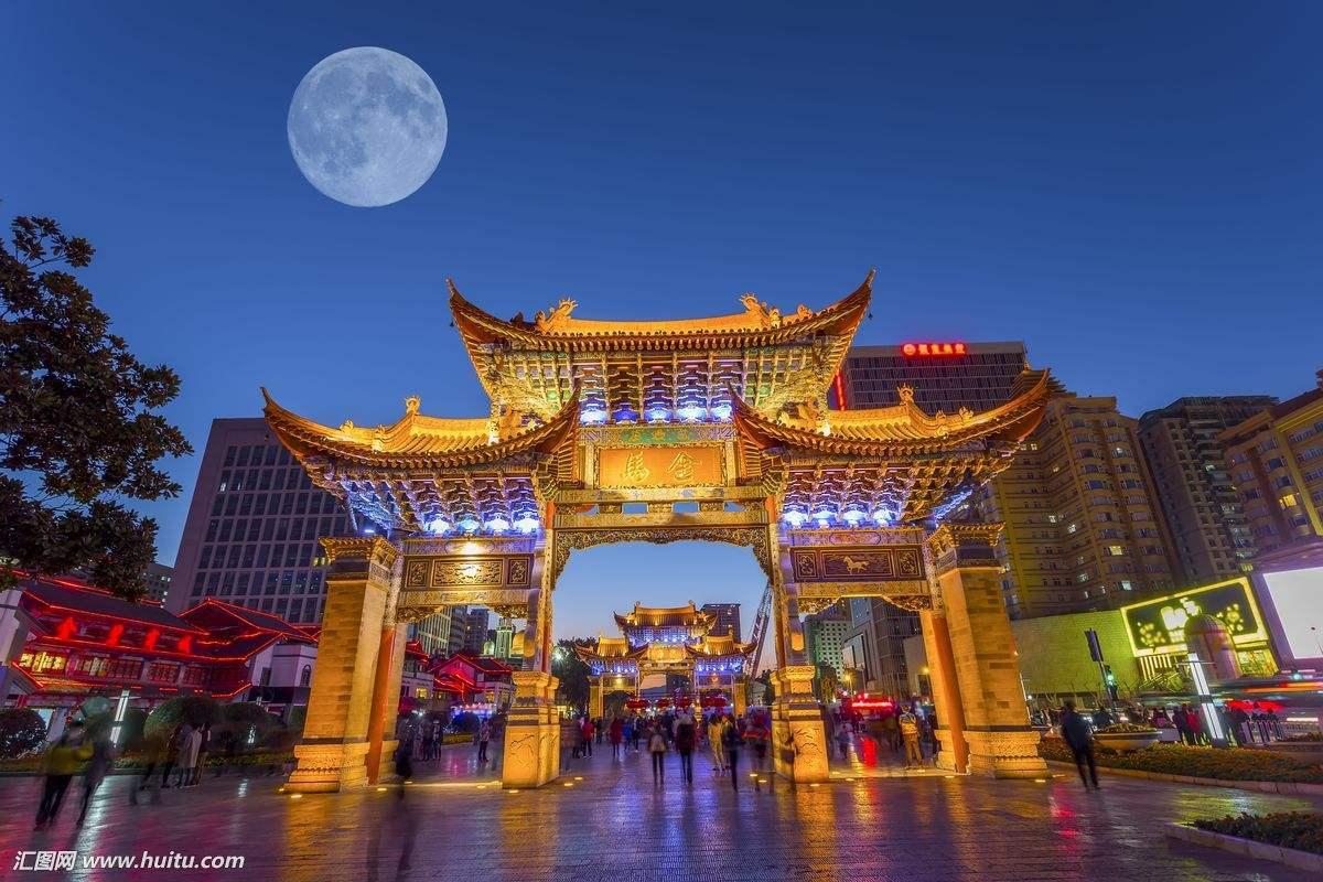 昆明市将推进华信华润中心等14个项目投资建设