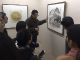 """""""海丝之路·潮起象山""""全国中国画学术邀请展开幕"""