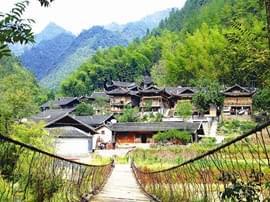 """五峰两村入选湖北省""""民族文化旅游村寨"""""""