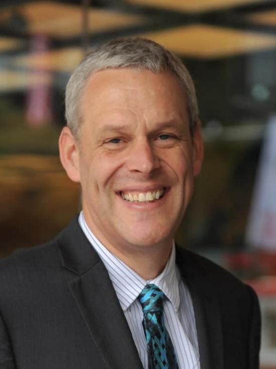 悉尼科技大学副校长(研究)Glenn Wightwick教授