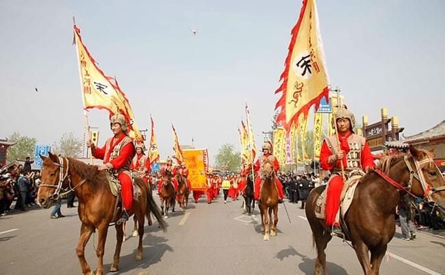 2017中国(开封)清明文化节将在清明上河园盛大开幕