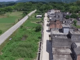 阳江今年已建成102公里高标准农村公路