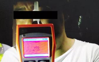 醉驾|深圳第3起共犯案!司机醉驾被查,副驾驶也被刑拘