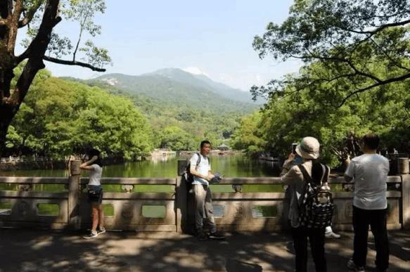 端午第二天惠州部分景区游客数量增长10%