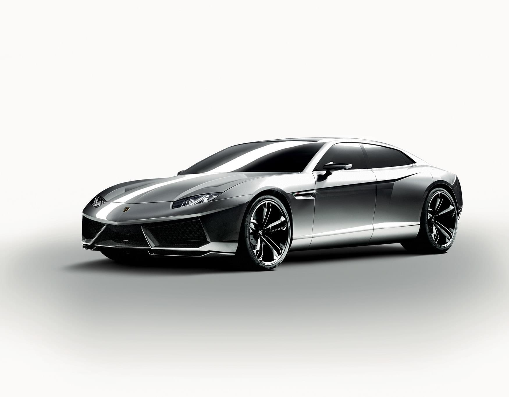 出厂车型扩容 兰博基尼考虑推出四门轿跑