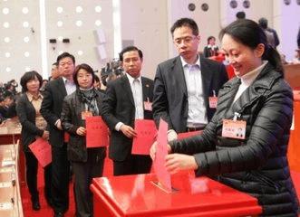 广东出席十九大代表候选人初步人选公示,惠州3人入选