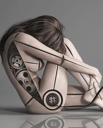 它们不是人?专家谈性爱机器人背后的伦理和权利