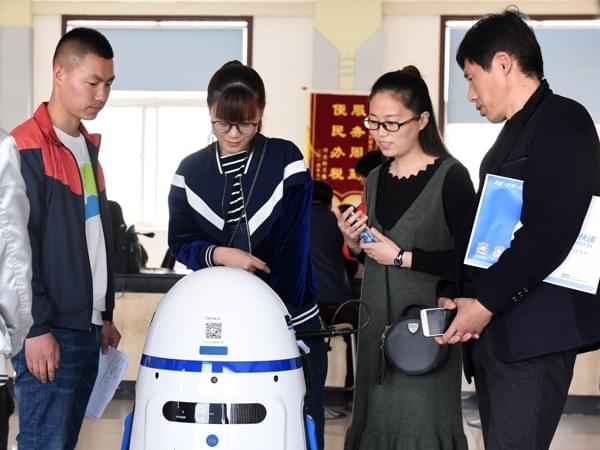 懂政策会聊天 沧州国税智能机器人服务纳税人