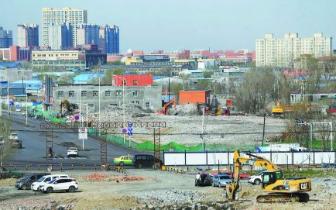 乌鲁木齐城北主干道东延工程计划4月15日复工