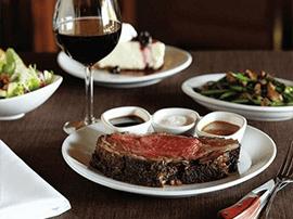 中卫牛羊肉配法国红酒美味又洋气