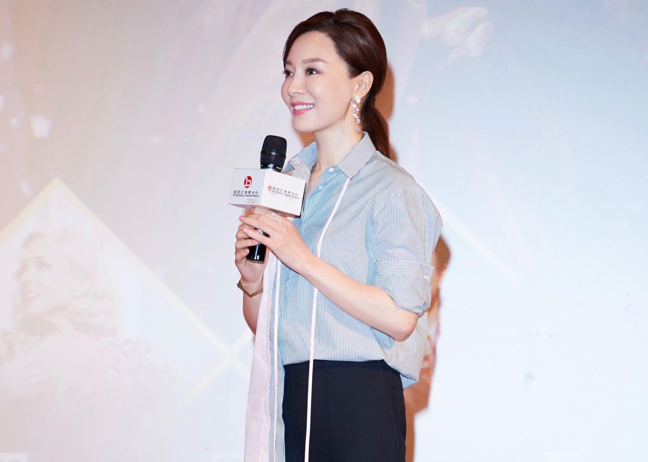 陈数助推国际戏剧影展9月将携新话剧巡演