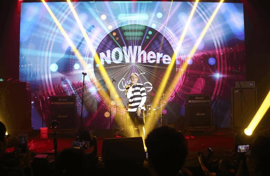 AMG LIVE北京揭幕 创新打造派对式演唱会