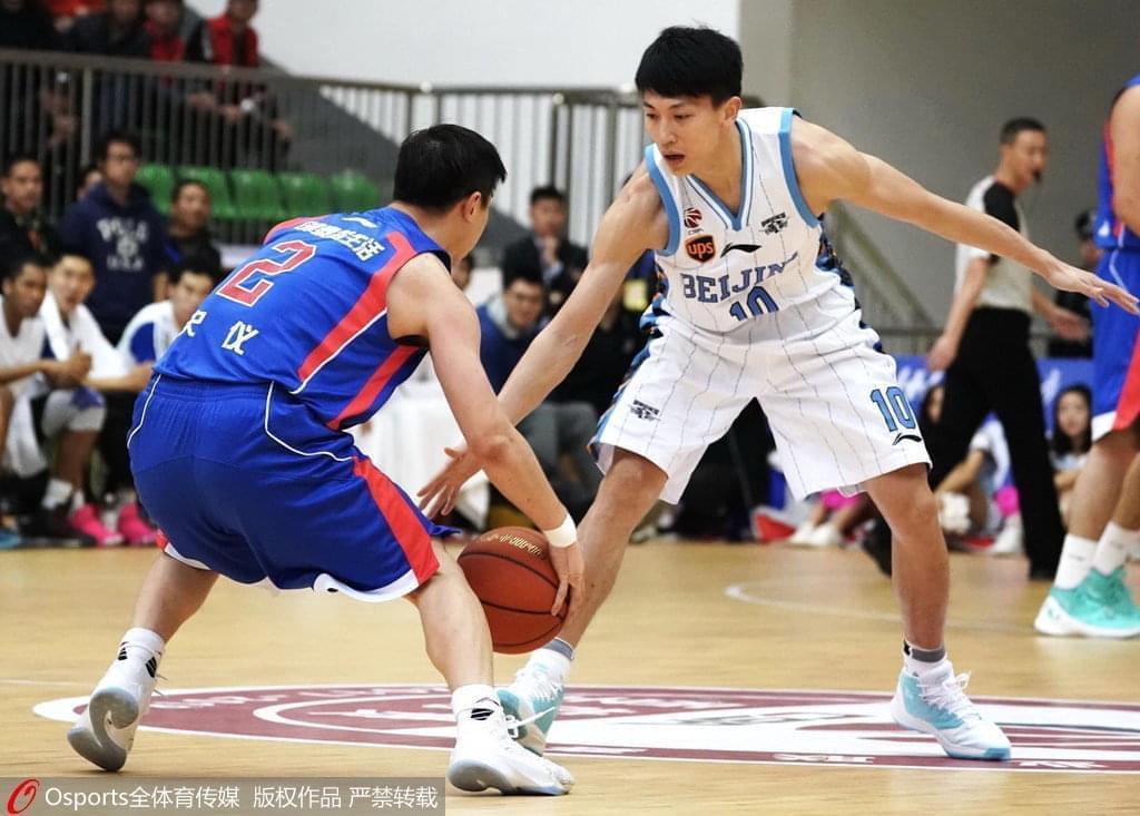 季前赛-翟晓川复出北京5分胜天津 刘晓宇砍23分