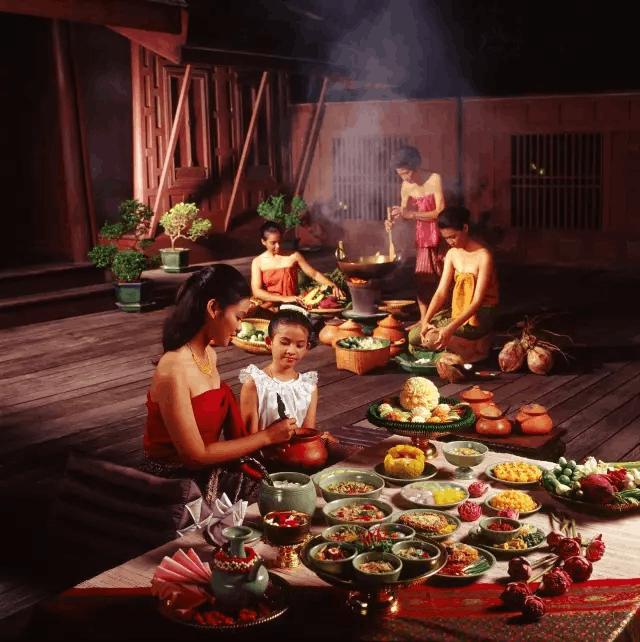 泰式美食节首日 以美食的名义领略神秘泰国风情