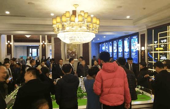 千人到访!碧桂园·翡丽公馆城市展厅盛大开放!