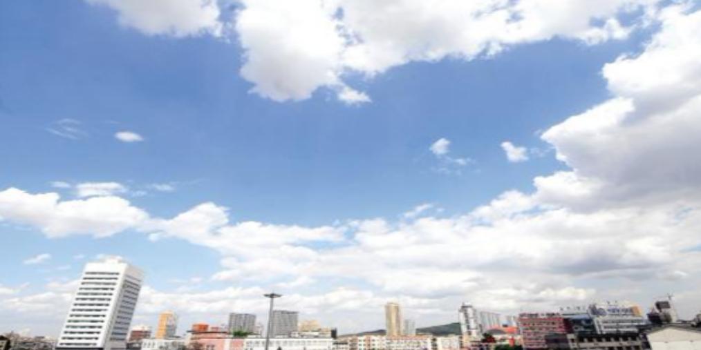 """2月鞍山共收获22个""""蓝天""""同比增加5天"""