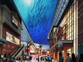 一路向西 哈西核心再现传奇――东方新天地商业街