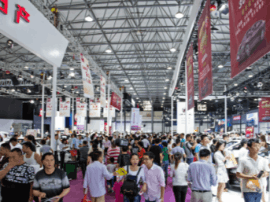 2017第十二届南昌国际车展,金秋九月引爆英雄城!