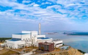 平潭生活垃圾焚烧发电厂年可处理垃圾约32.85万吨