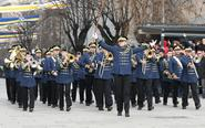 科索沃阅兵庆祝独立10周年