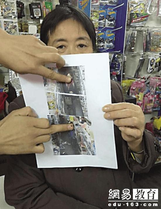 小学生文具店偷东西被老板贴照片公示