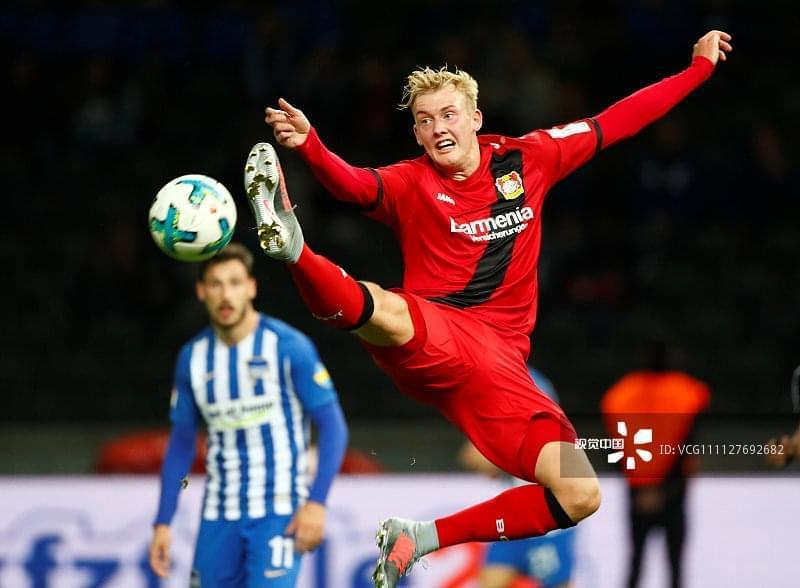 德甲-霍村3-2逆转美因茨 勒沃库森遭客场3连败