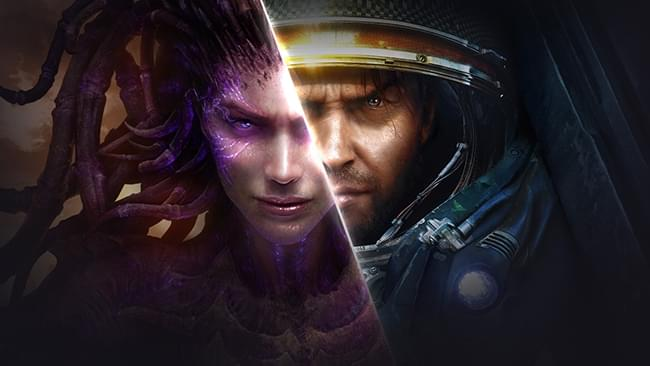 仅限国服玩家!星际争霸2可免费游玩两大战役剧情