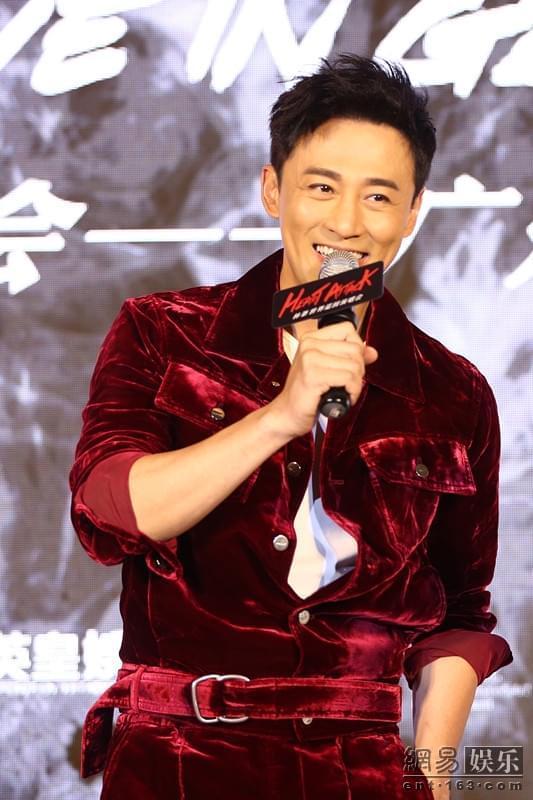 林峯巡演广州九月开唱 高空吊臂与观众零距离