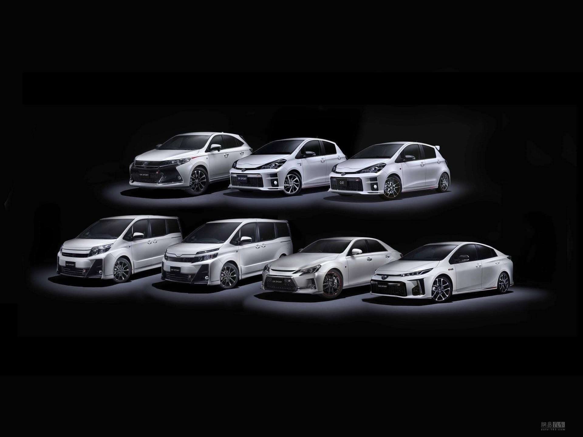 未来推向全球市场 丰田GR改装套件日本发布