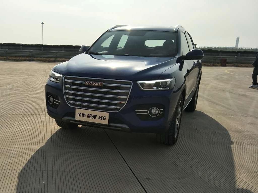搭自主研发1.5T 哈弗H6新车型将广州上市