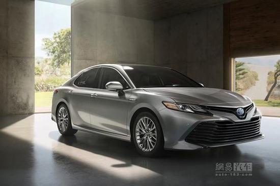 搭载2.5L发动机 新一代凯美瑞将11月上市