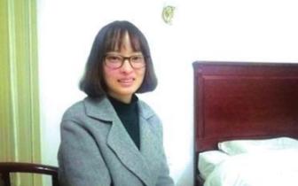 """邯郸""""励志女孩""""当选全国人大代表"""