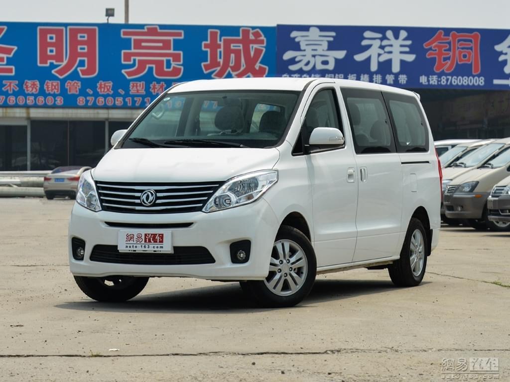 拉低入门价格 东风风行F600新车型售9.39万
