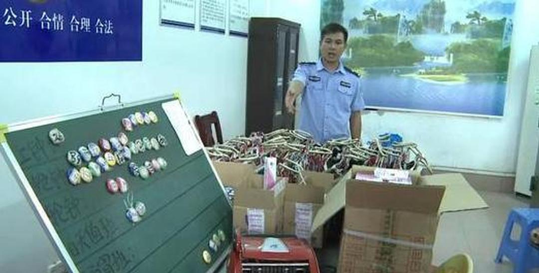 广西钦州警方端掉一淫窝:微信点单还评分