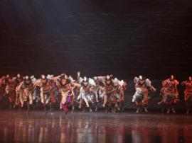 吉林市流动城市名片——吉林市歌舞团