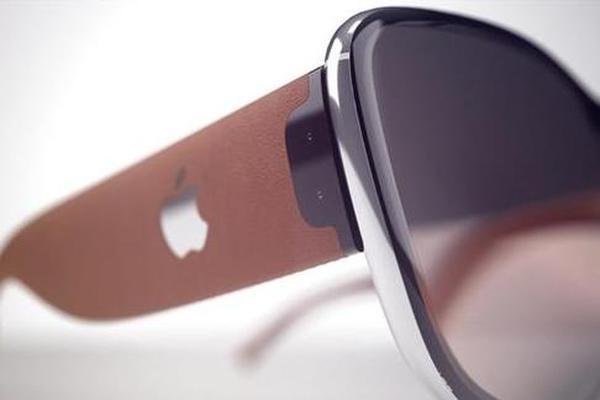 苹果智能眼镜概念图遭曝光:超酷炫