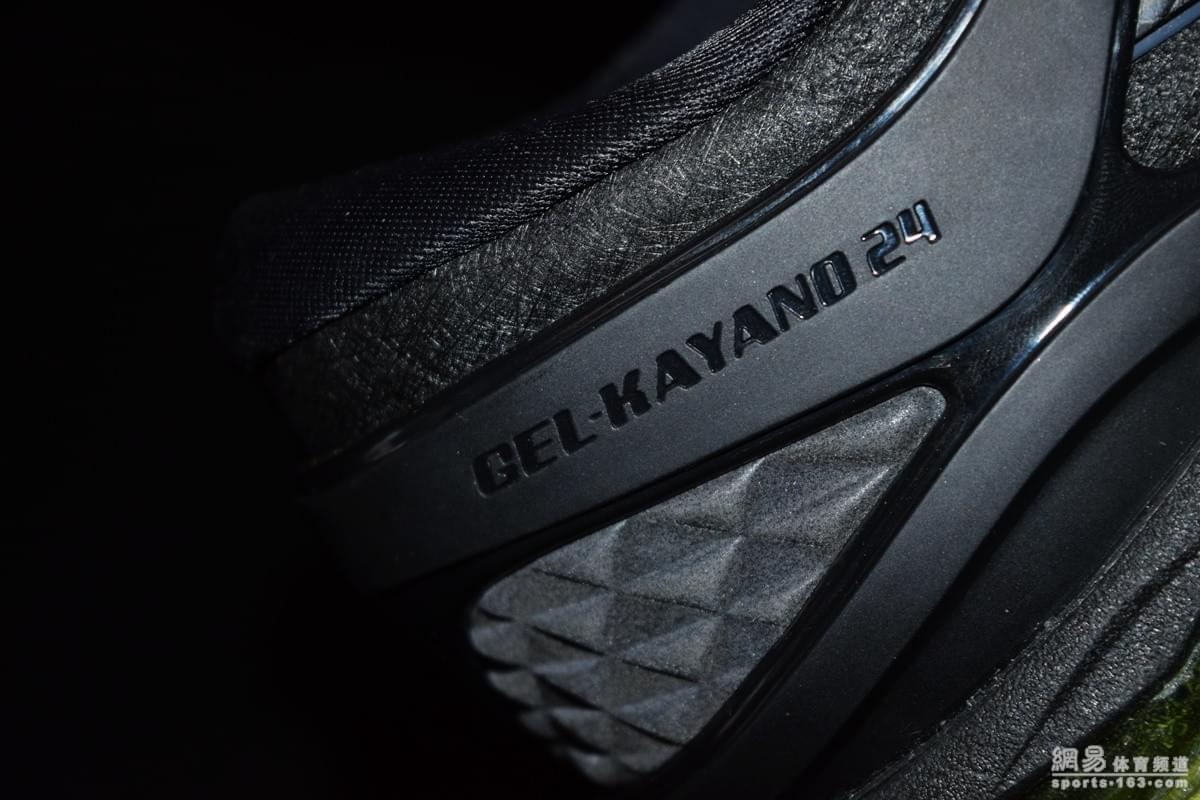 细节升级 ASICS GEL-KAYANO 24