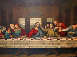 《最后的晚餐》为何是杰作—名画的诞生