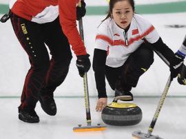 亚冬会中国女子冰壶6-5胜日本 进决赛与韩国争冠